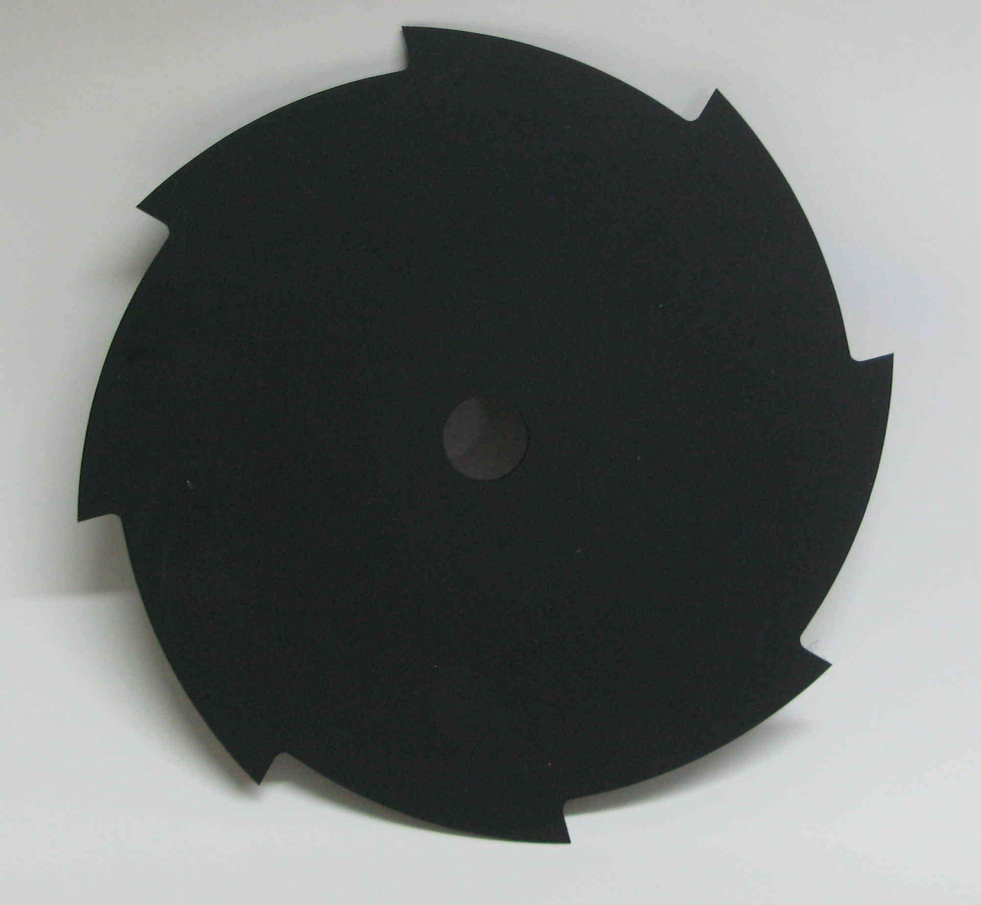 Clearance: 8-tooth 200mm metal brushcutter blade  (20mm bore)