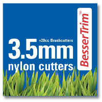 3.5mm Blue Nylon Cutters