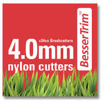 4.0mm Red Cutters